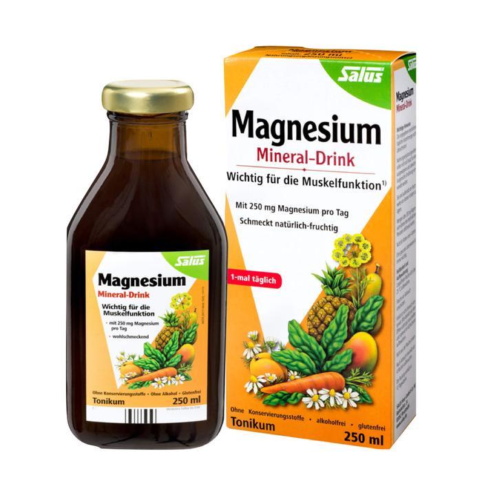 SALUS MAGNESIUM MINERAL-DRINK 250ml