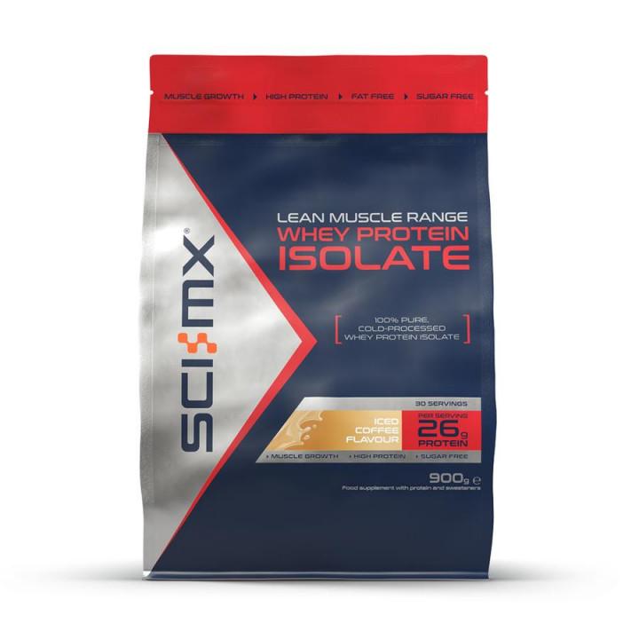 SCI-MX WHEY ISOLATE ICED COFFEE 900Gr
