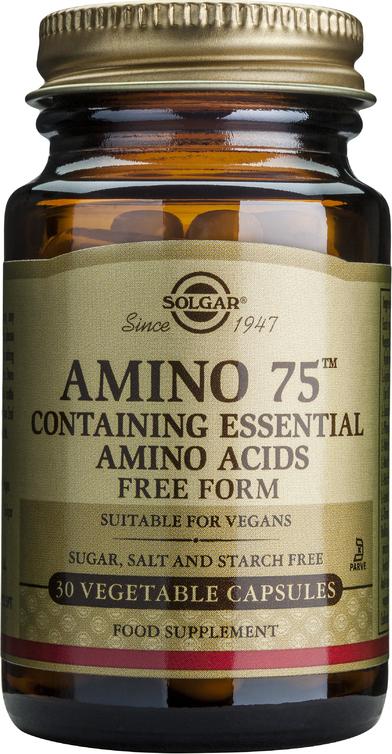 SOLGAR Amino 75 - 30 vegetable capsules