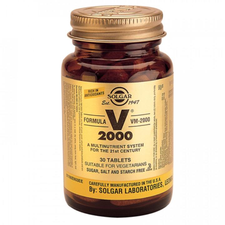 SOLGAR VM-2000 30 tablets