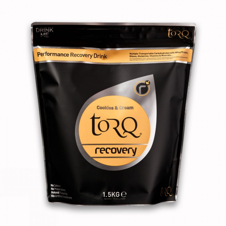 TORQ  Recovery Cookies & Cream 1.5kg