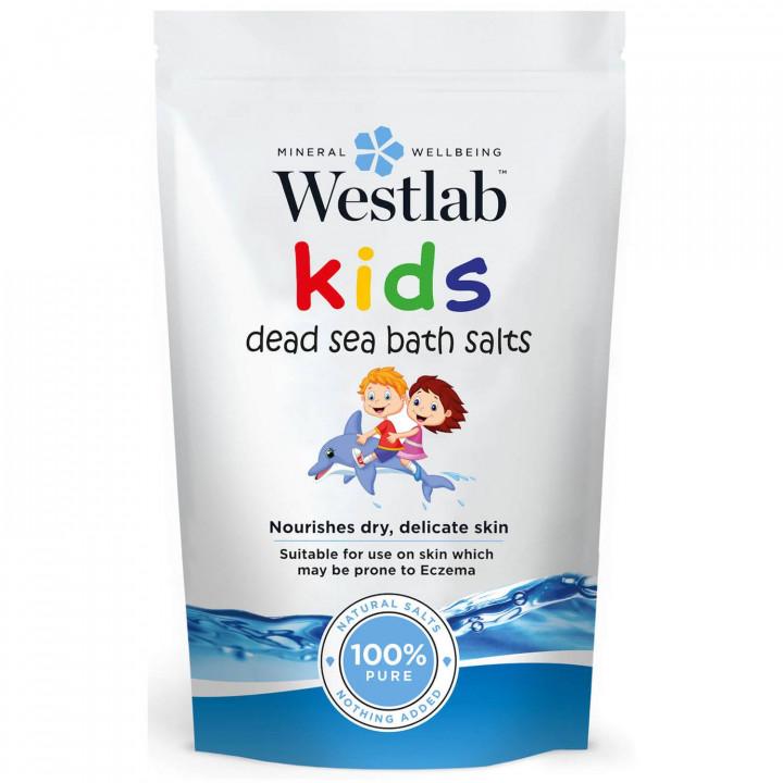 WESTLAB DEAD SEA SALT KIDS 500Gr