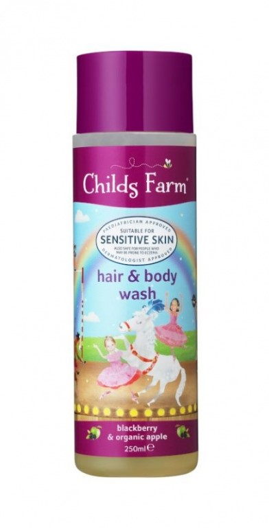 CHILDS FARM Hair & Body Wash Blackberry & Apple 250ml