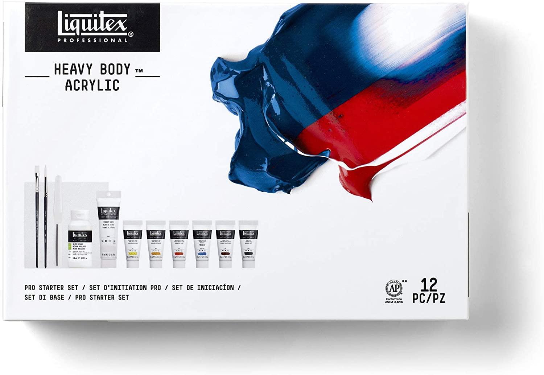 LIQUITEX heavy body set