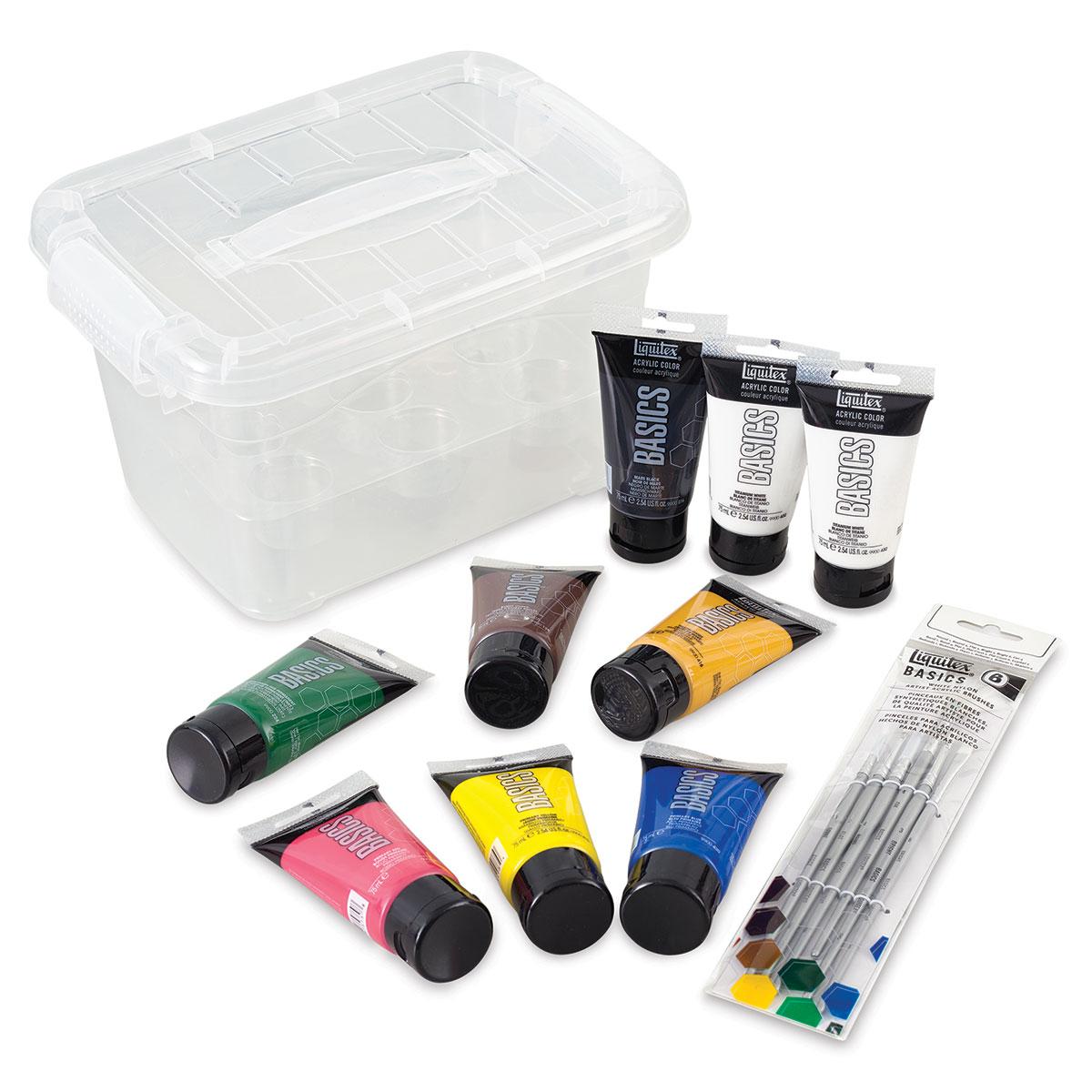 LIQUITEX basic starter set