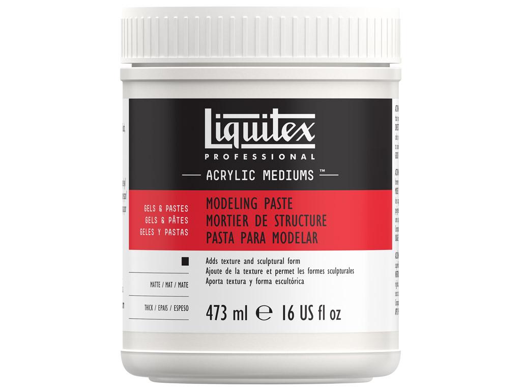 modelling paste Liquitex