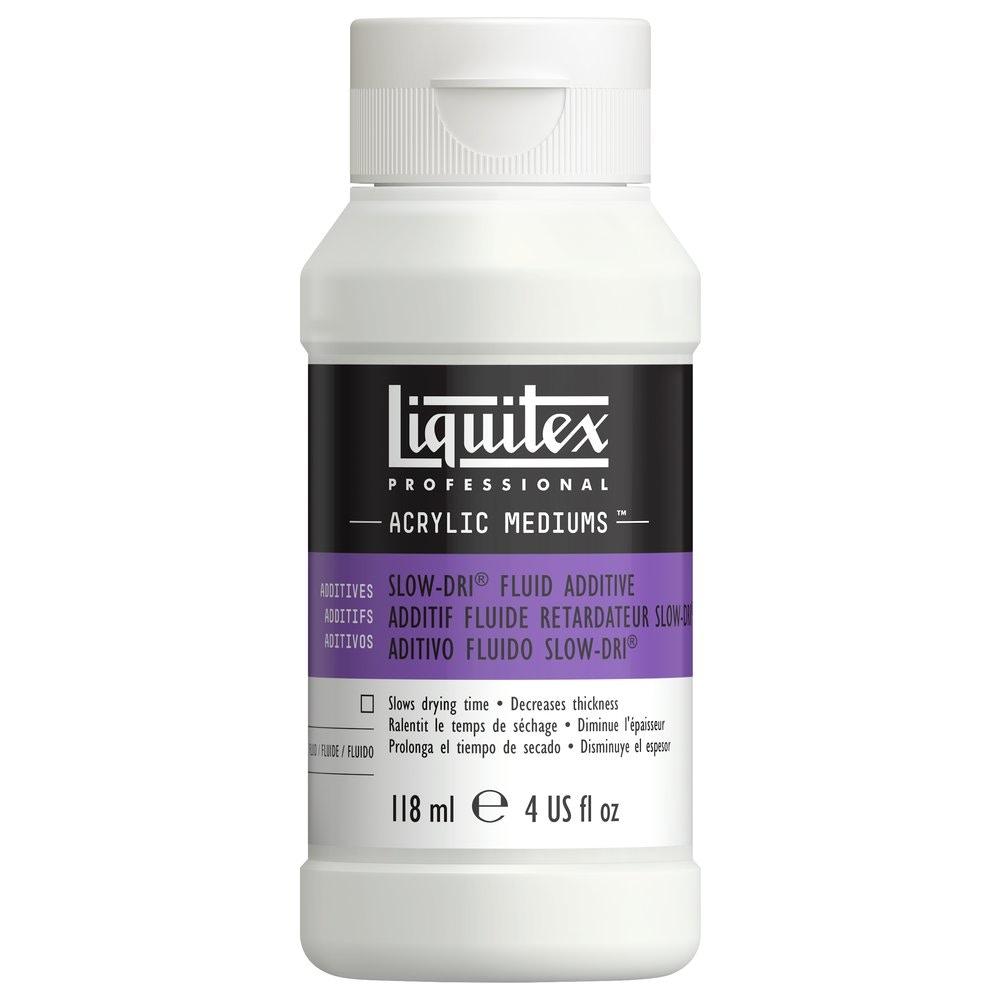 LIQUITEX PROFESSIONAL SLOW-DRI FLUID RETARDER 118ML