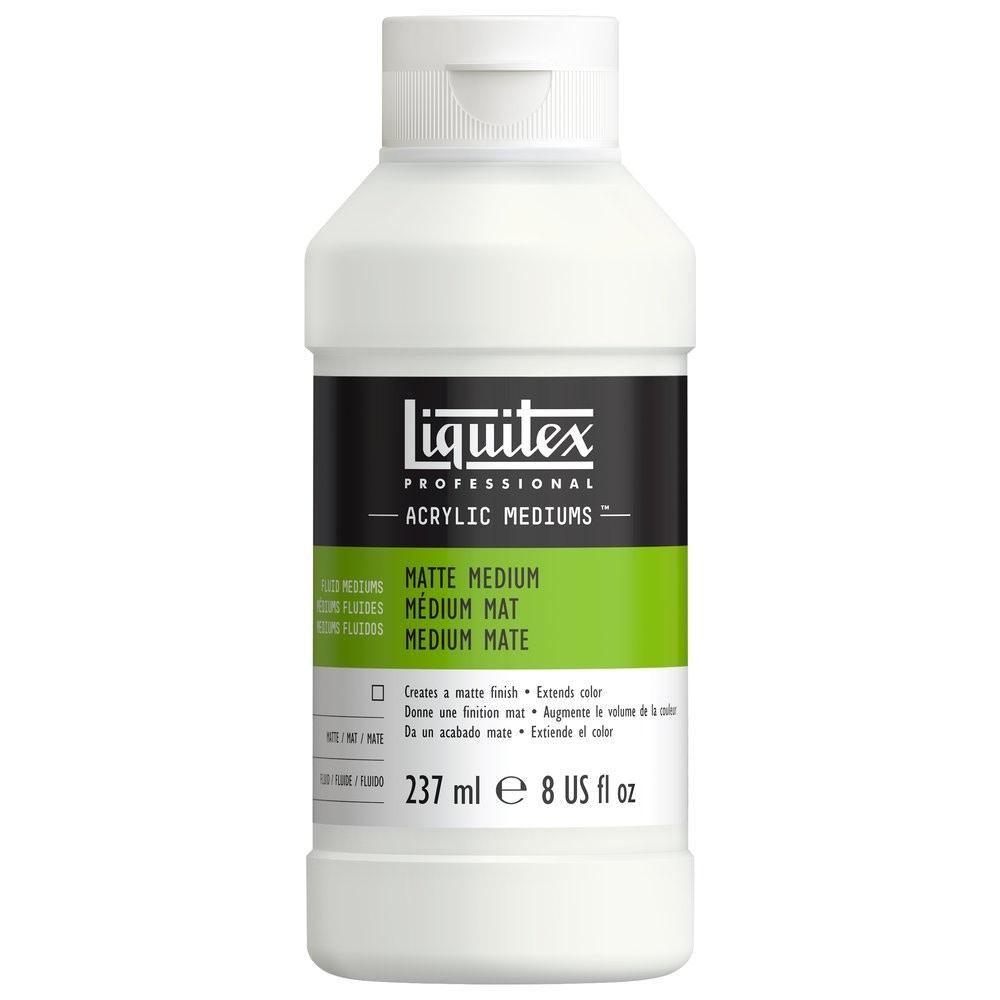 LIQUITEX PROFESSIONAL MATTE MEDIUM 237ml