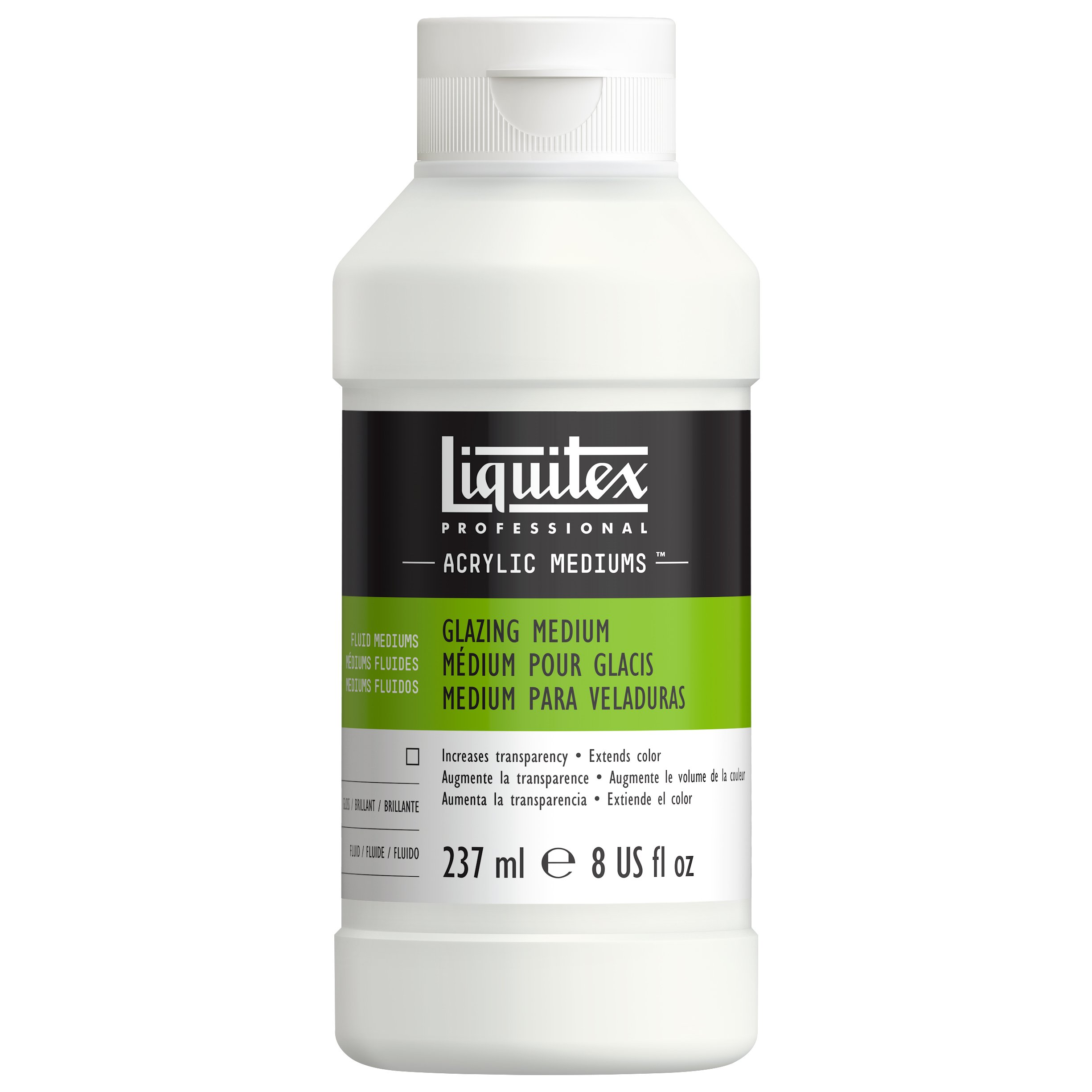 Liquitex Professional Glazing Fluid Medium 237ml