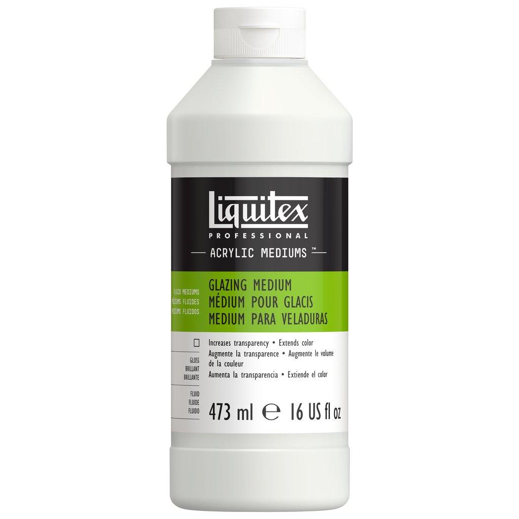 Liquitex Professional Glazing Fluid Medium 473ml
