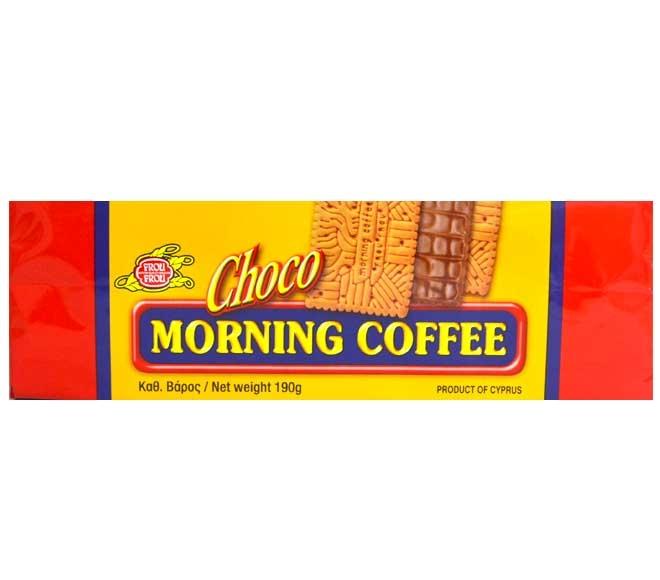 FROUF ROU MORNING COFFEE CHOCOLATE  190GR