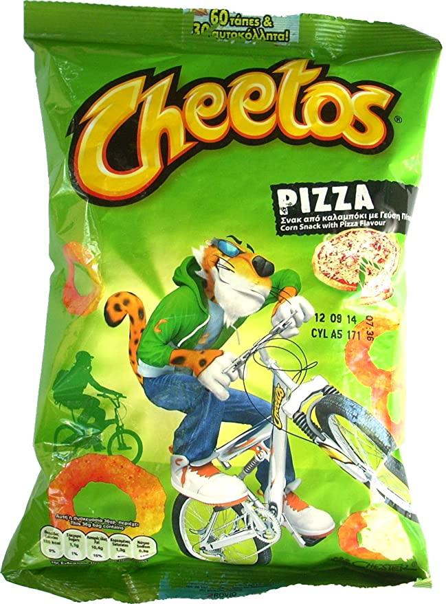 CHEETOS PIZZA  36G