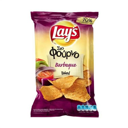 LAYS BAKED BARBEQUE  125GR