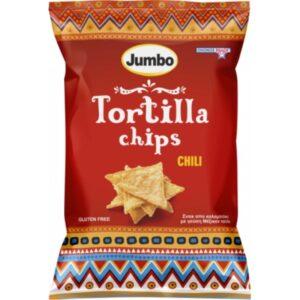 JUMBO TORTILLA CHIPS  350GR