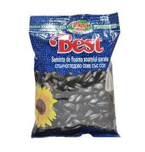 BEST NUTS SALTED SUNFLOWER SEEDS  200GR