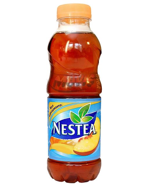 NESTEA PEACH ICED TEA  500ML