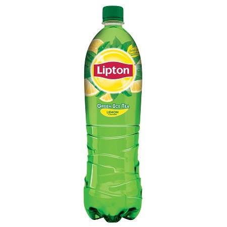 LIPTON ICE TEA GREEN TEA WITH LEMON  1.5L