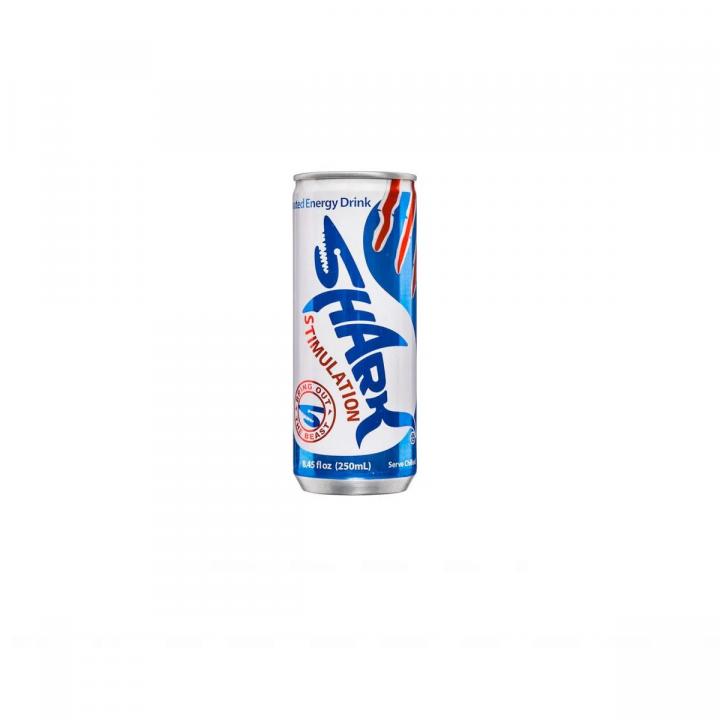 SHARK STIMULATION ENERGY DRINK  250ML