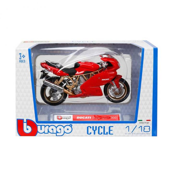 BURAGO CYCLE MOTORCYCLE