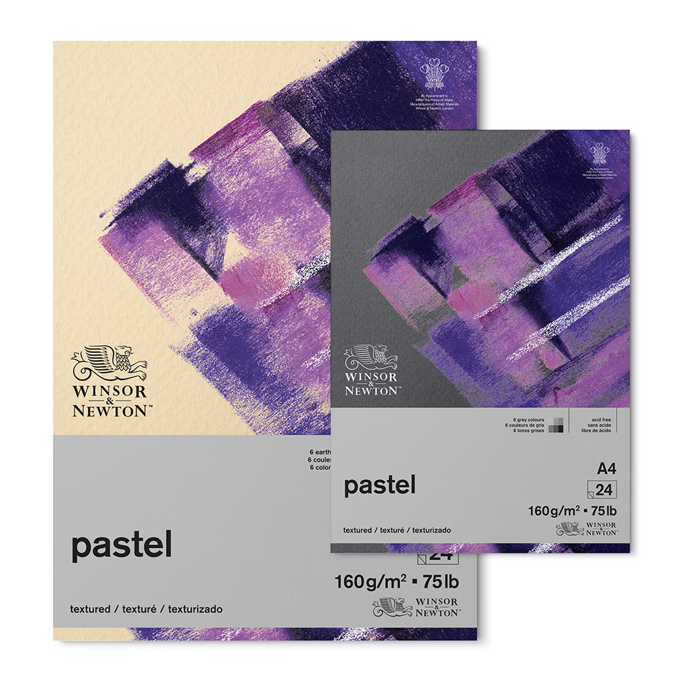 Winsor & Newton Pastel Paper Pads A4