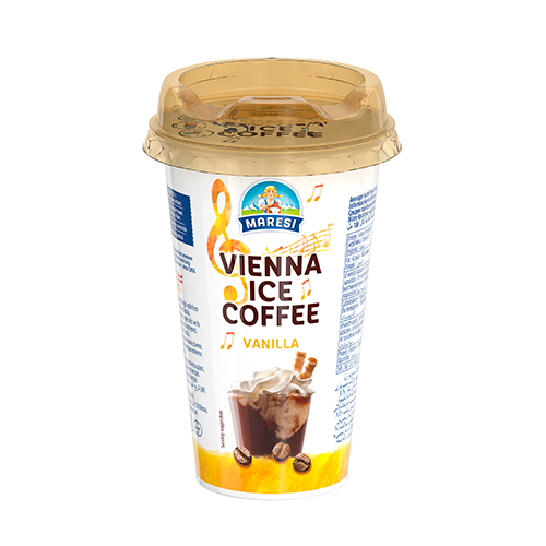 Vienna Coffee Vanilla & Cream 230ml