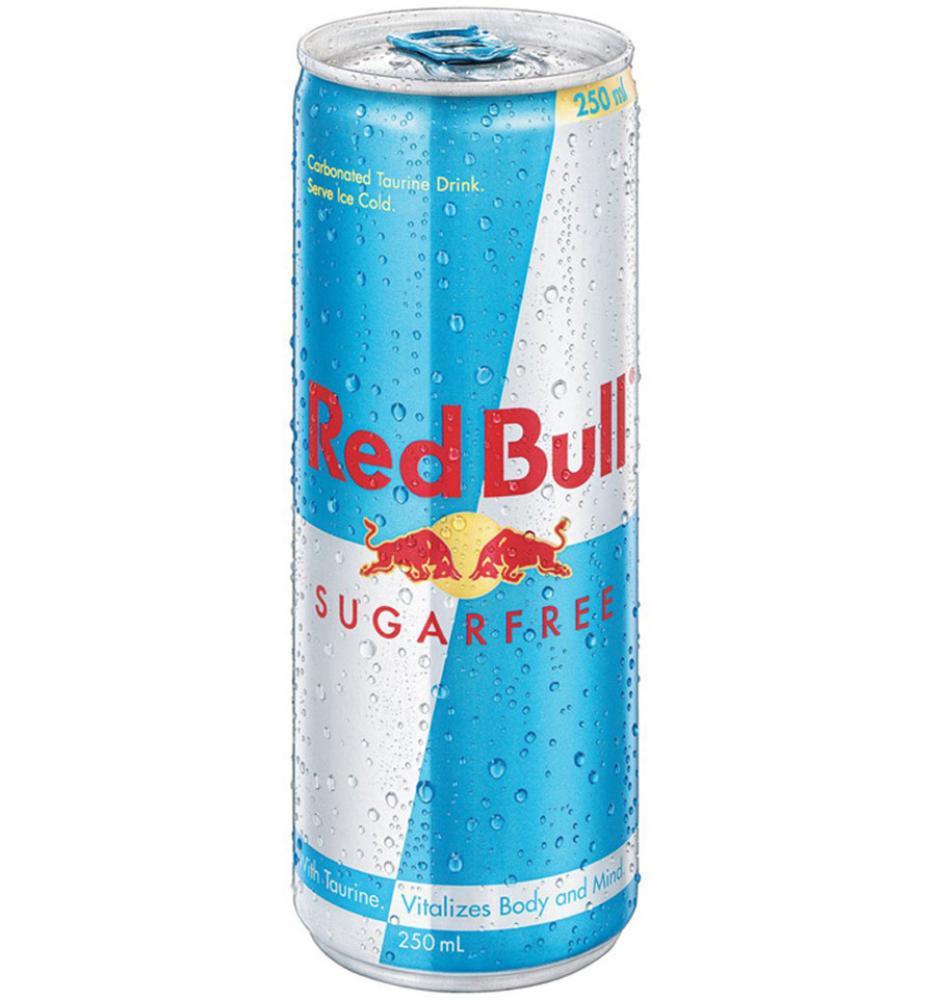 Red Bull Classic Sugar Free 250ml
