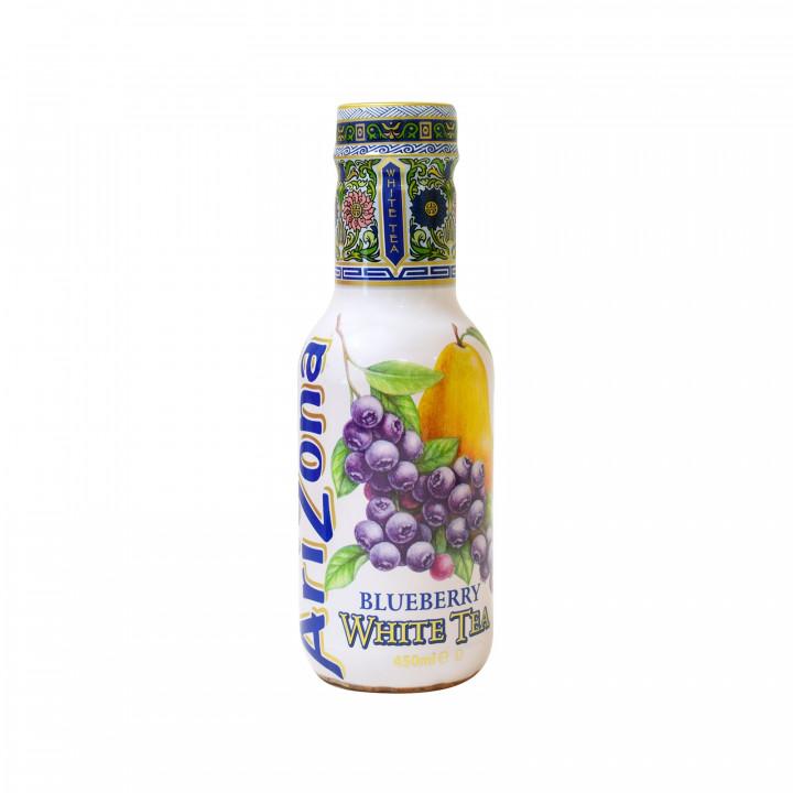 Arizona Tea  Blueberry White Tea ZERO