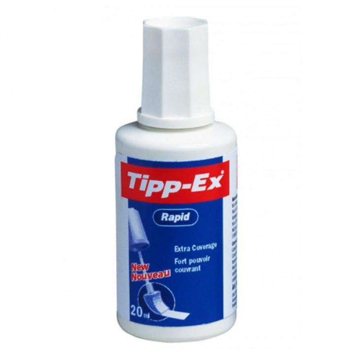 TIPP EX WITH BRUSH 200ml