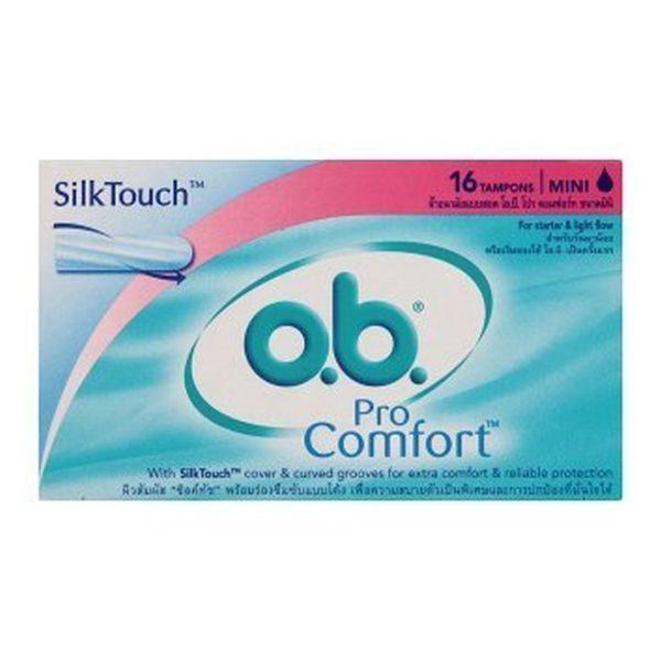 Tampon ProComfort Mini 16 pieces