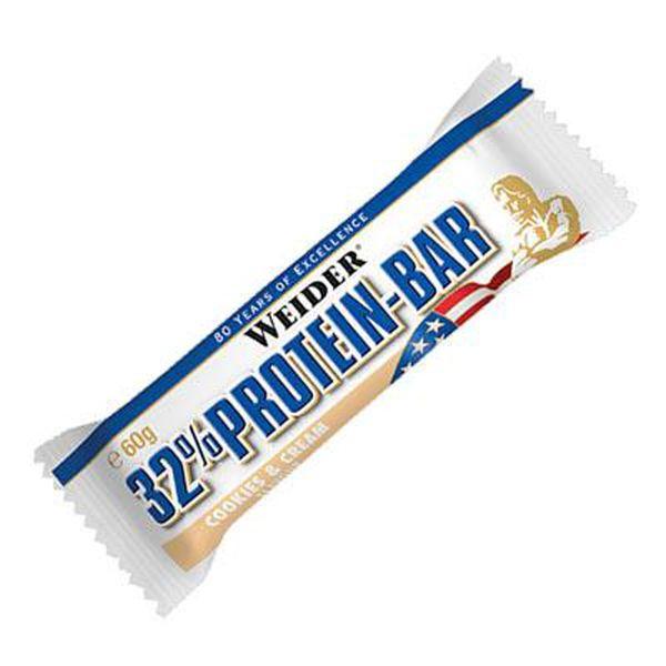Weider 32% Protein- Bar Cookies & Cream 60g