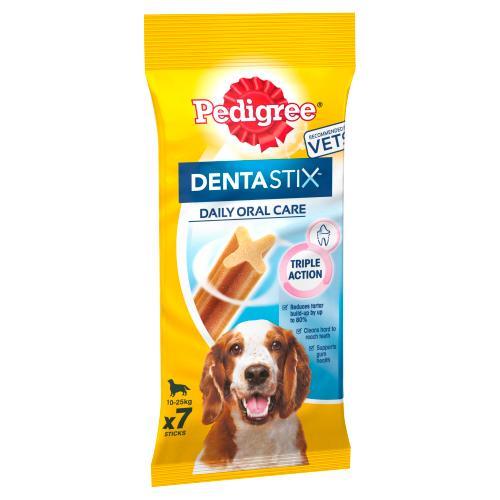 Pedigree Dentastix Oral Care Dental Sticks 180g