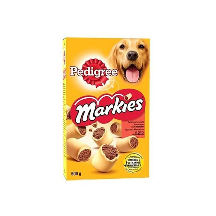 Pedigee Μπισκότα Markies Original 500g