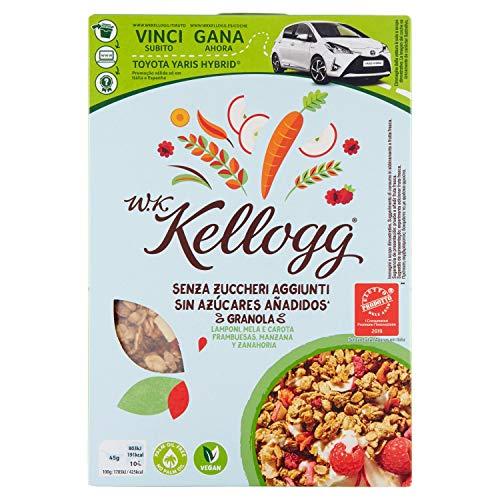 Wk Kellogs Ganola Fruits 300g