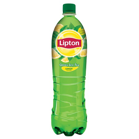LIPTON GREEN ICE TEA LEMON 1.5L