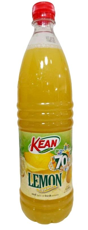 KEAN SQUASH LEMON 1L