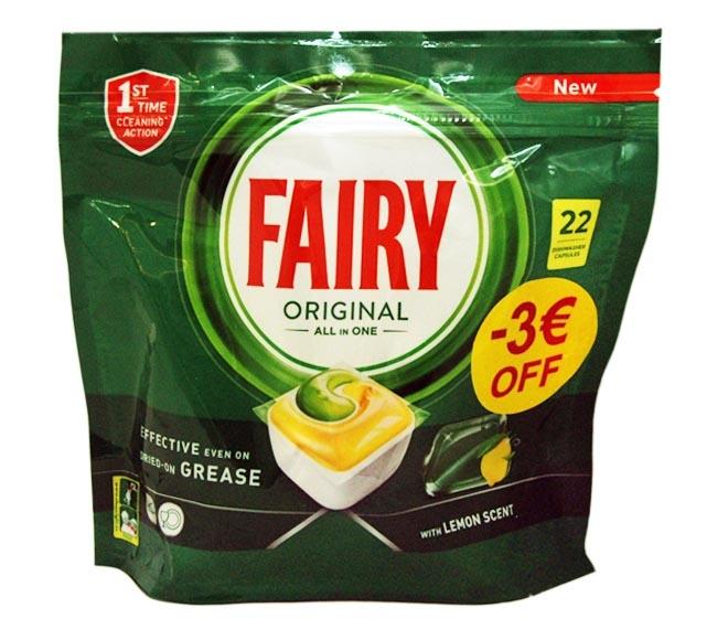 Fairy Original Ultra Power Lemon 297g