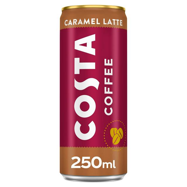 Costa Coffee Caramel Latte 250ml