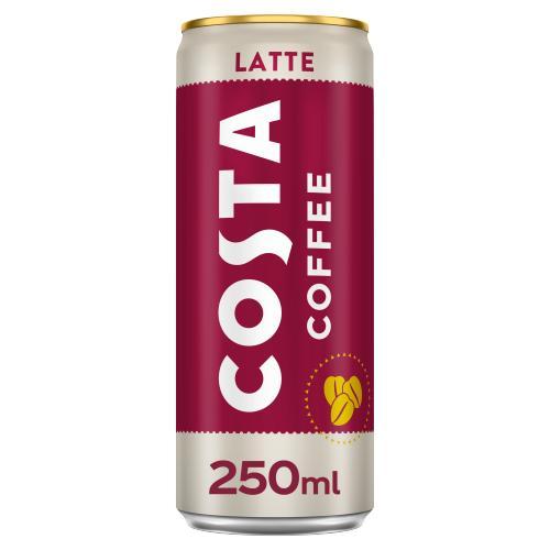Costa Coffee Latte 250ml