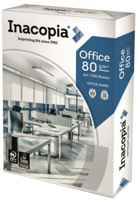 Inacopia A4 Papers 80g