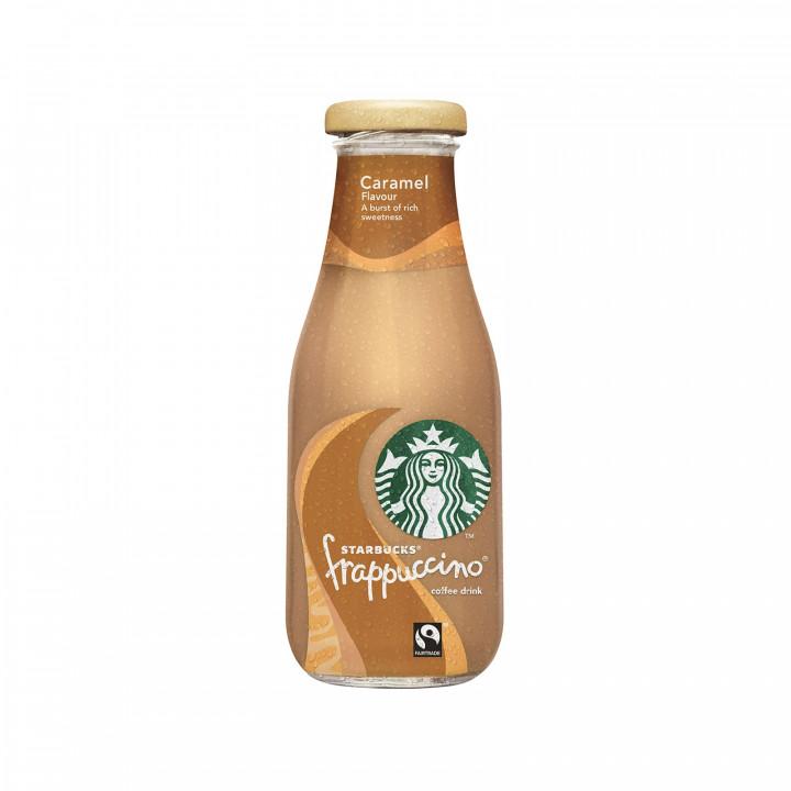 Starbucks Frapuchinο Caramel 250ml