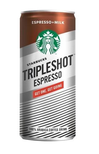 Starbucks Triple Shot Espresso Plus Milk 300ml