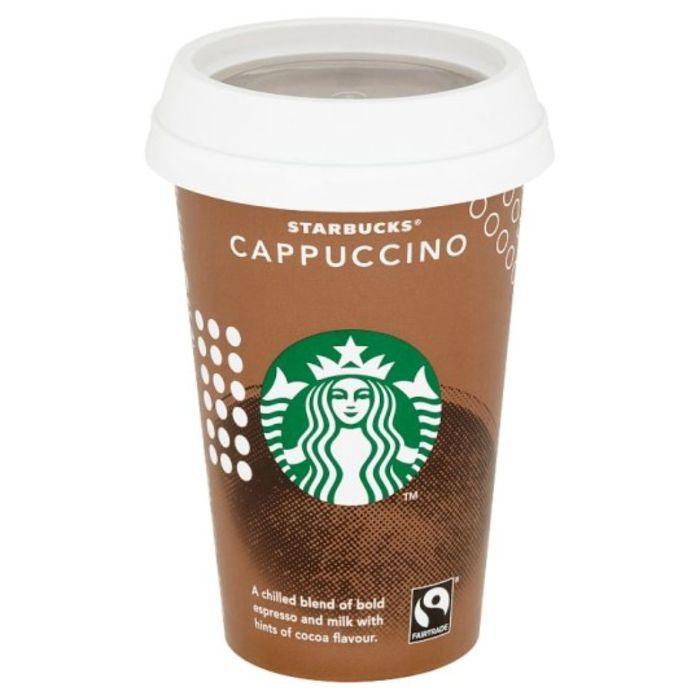 Starbucks Capuccino 220ml