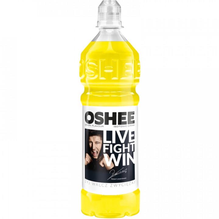 OSHEE LEMON ISOTONIC SPORTS DRINK 750ML