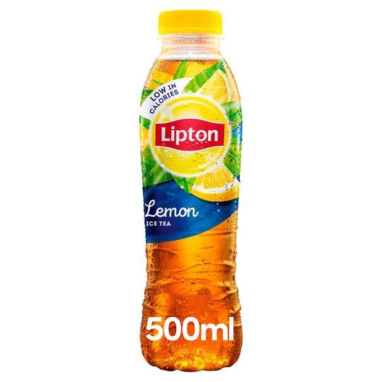 LIPTON LEMON ICE TEA 500ML