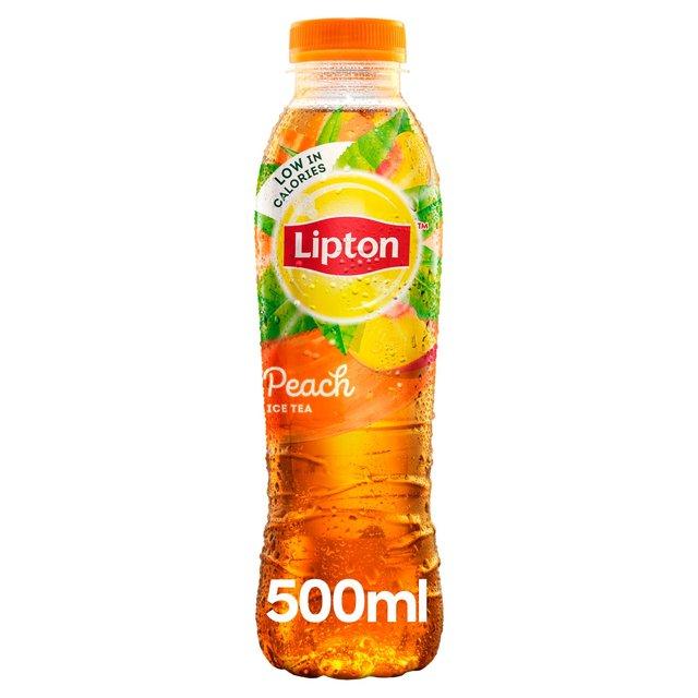 LIPTON PEACH ICE TEA 500 ML