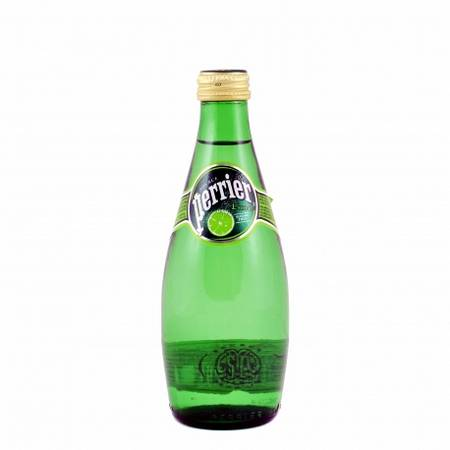 PERRIER SPARKLING WATER LIME 33CL