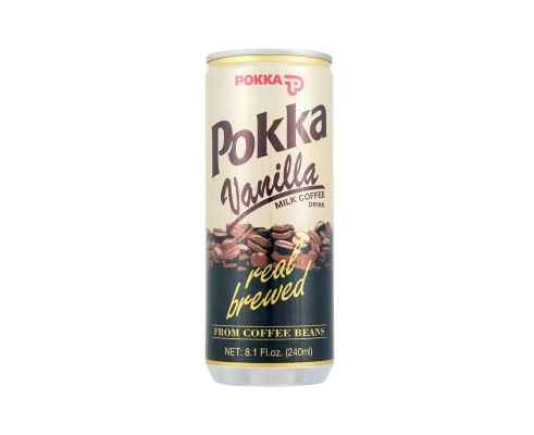 Pokka Coffee Vanilla Milk Coffee 240ml