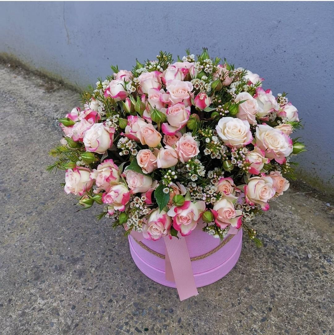 Big Mini Roses Box