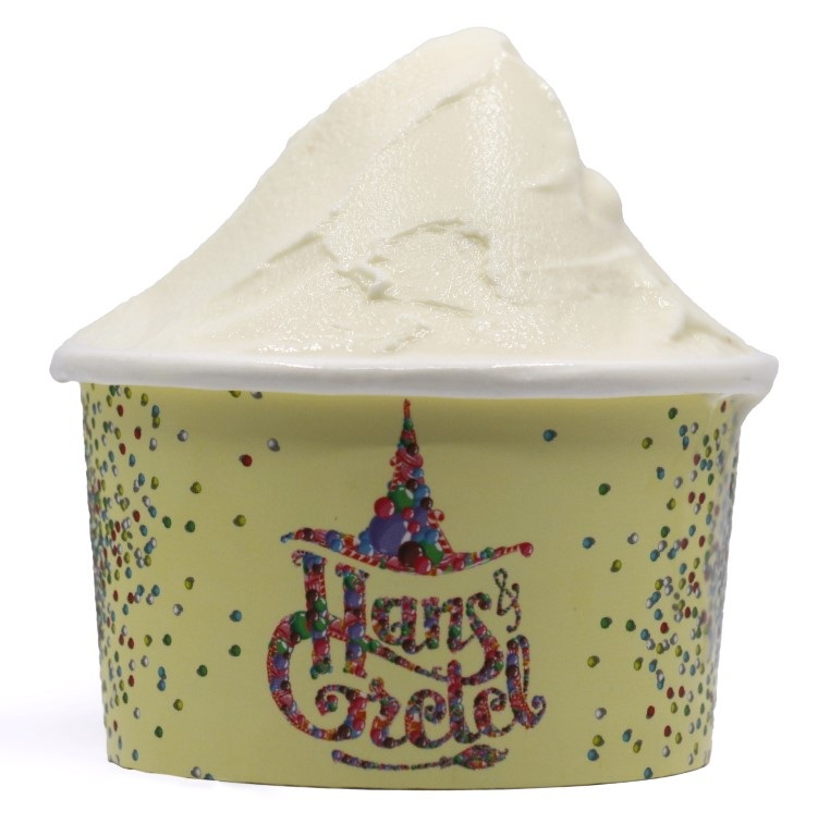 Vanilla Ice Cream - Medium