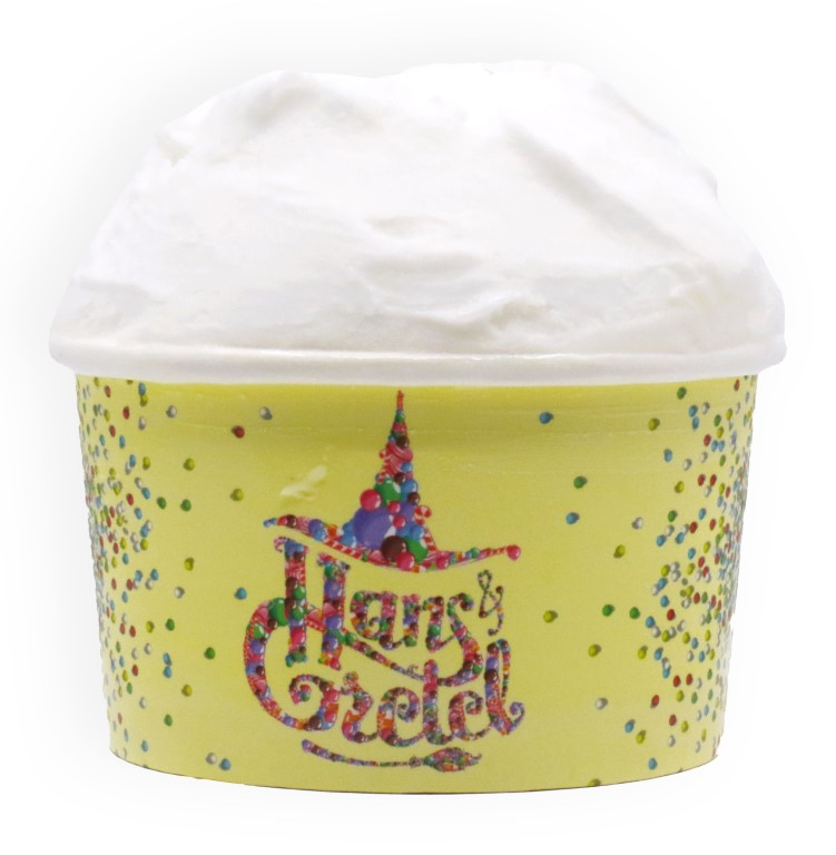Lemon Ice Cream - 1kg